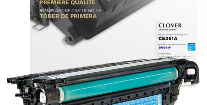 Cyan Toner Cartridge for HP CE261A (HP 648A)