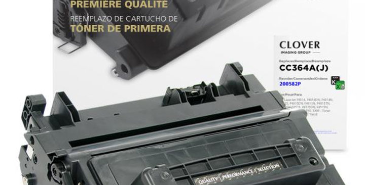 Extended Yield Toner Cartridge for HP CC364A