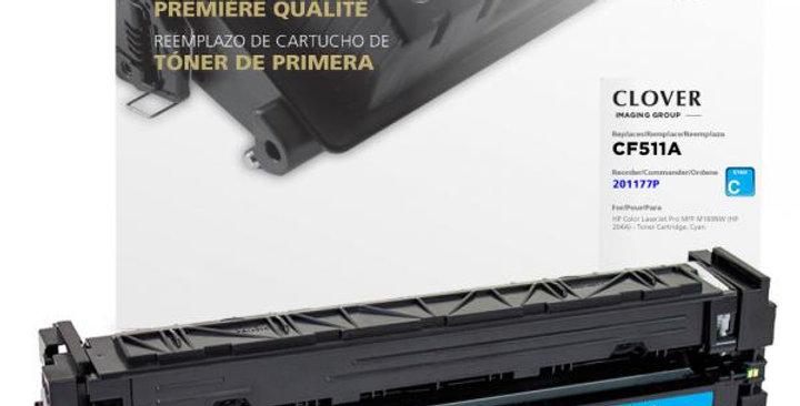Cyan Toner Cartridge for HP CF511A (HP 204A)