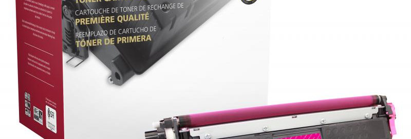 High Yield Magenta Toner Cartridge for Brother TN227