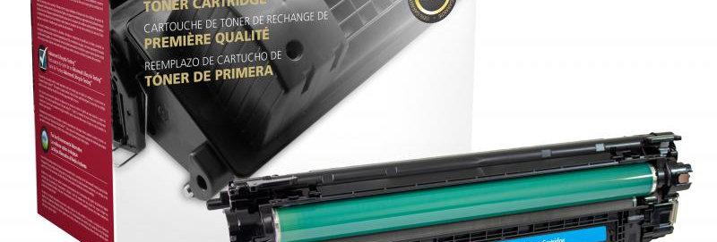 High Yield Cyan Toner Cartridge for HP CF361X (HP 508X)