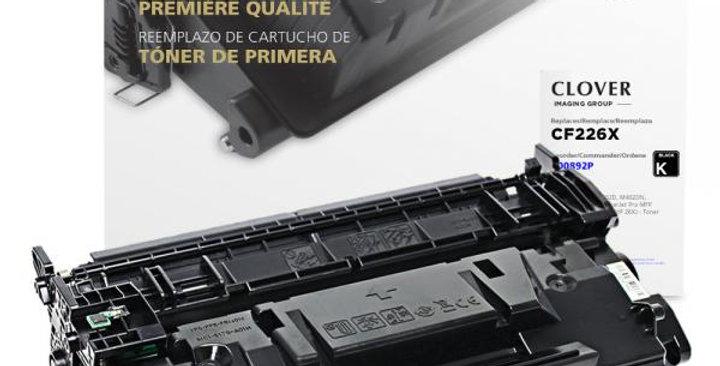 High Yield Toner Cartridge for HP CF226X (HP 26X)