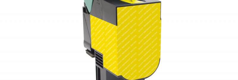 High Yield Yellow Toner Cartridge for Lexmark CS310/CS410/CS510