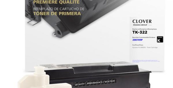 Non-OEM New Toner Cartridge for Kyocera TK-322