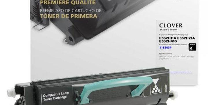 High Yield Toner Cartridge for Lexmark E350/E352