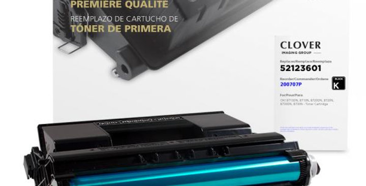 Toner Cartridge for OKI 52123601