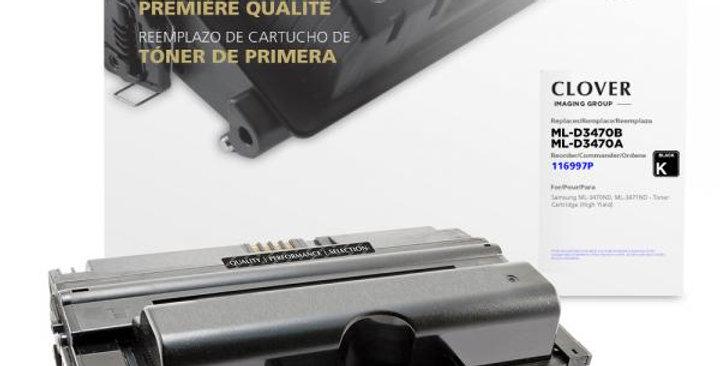 High Yield Toner Cartridge for Samsung ML-D3470B/ML-D3470A
