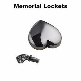 memorial lockets