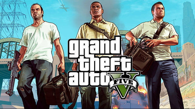 GTA 5 APK+Data for Android Free download 2017