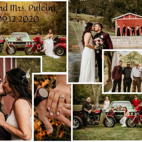 Mr. and Mrs. Pulcini