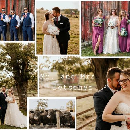 Fetscher-Smith Wedding 09.12.2020