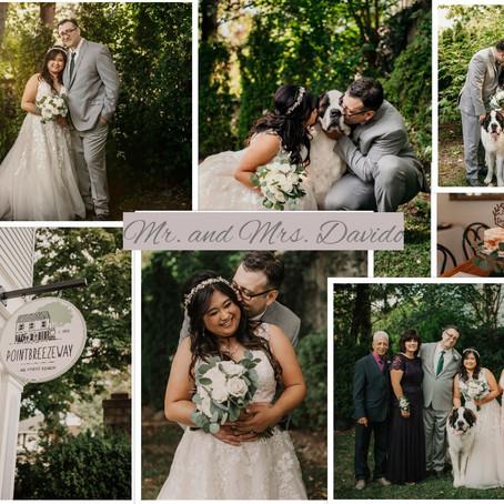 Mr. and Mrs. Davido || PointBreezeway