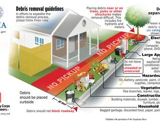 WCID110 Debris Removal