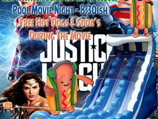 Pool Movie Nite (UPDATED)