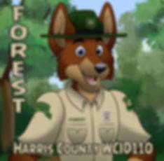 Forest Mascot, Forest Oaks logo