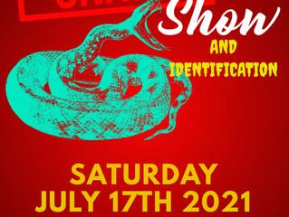 Snake Show & Identification