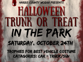 Trunk or Treat Signup!!