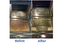 Oven cleaning Villa Rica