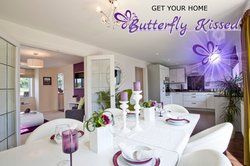 Home butterfly kissed
