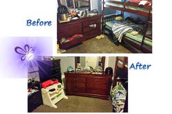 Douglasvile bedroom cleaning