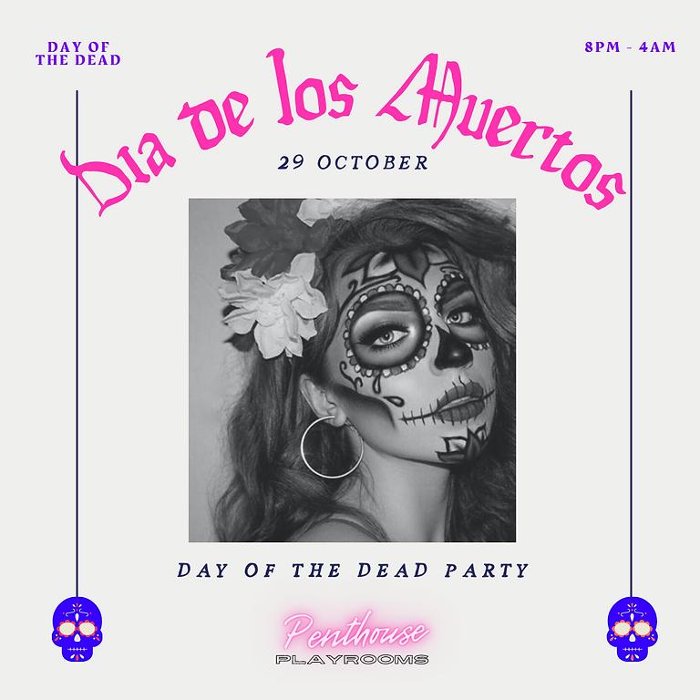 HALLOWEEN / Dia de los Muertos - Day of the Dead Party
