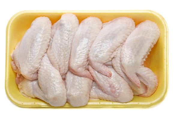 Крыло куриное 3-х фаланговое на подложке