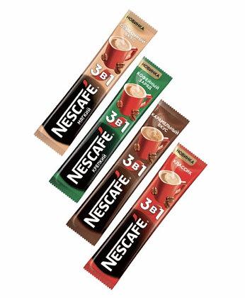 """Кофе 3 в 1 ТМ """"Nescafe"""" в ассортименте"""