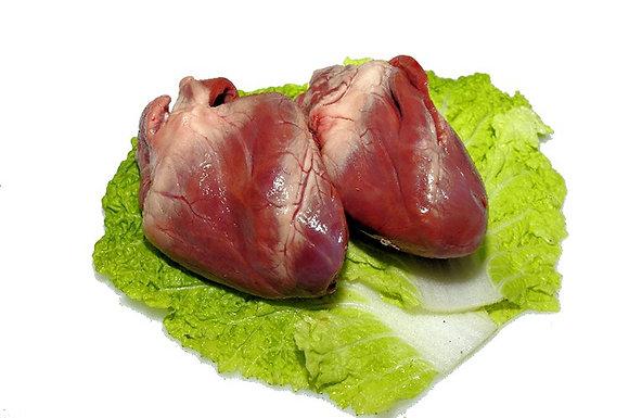 Сердце свиное Импорт