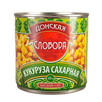 """Кукуруза десертная ТМ """"Донская кухня"""""""