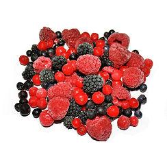 Ягоды и фрукты мороженные