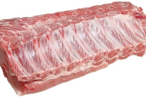 Корейка свиная без хребта на кости