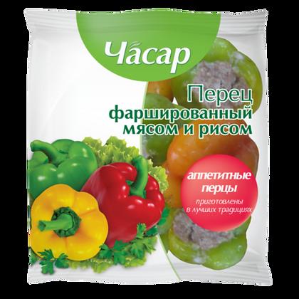 """Перец фаршированный замороженный ТМ """"Часар"""""""