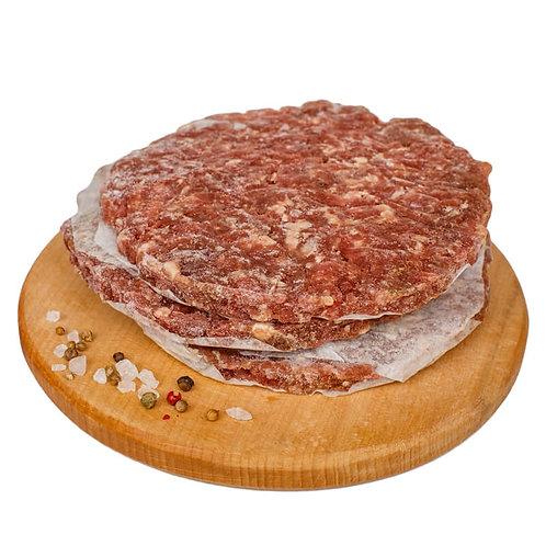 Гамбургер свино-говяжий замороженный