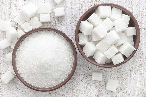 Сахар-песок в ассортименте