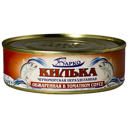 "Килька в томатном соусе ТМ ""Барко"""