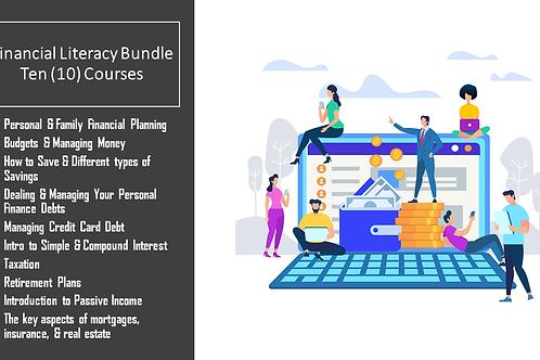 Financial Literacy Bundle