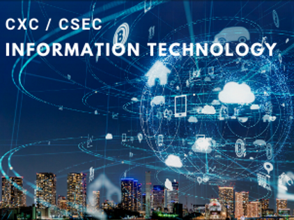 CSEC Information Technology - IT (Monthly) Form 1 to 5