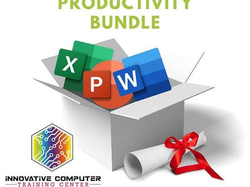 Microsoft Office Productivity Bundle
