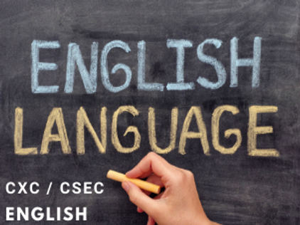 CSEC English A (Monthly) Form 1 to 5