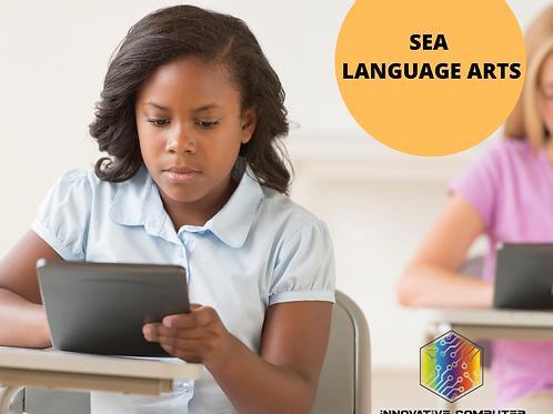 SEA Language Arts (Monthly) STD 4 to STD 5