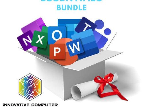 Microsoft Office Essentials Bundle