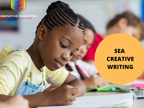 SEA Creative writing (Monthly) STD 3 to STD 5