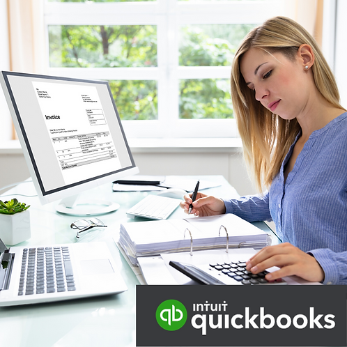 Intuit QuickBooks for small business owners