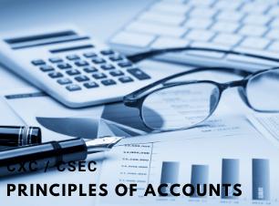 ICTC CSEC PRINCIPLES OF ACCOUNTS