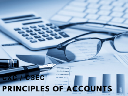 CSEC Principles of Accounts - POA (Monthly) Form 4 to 5