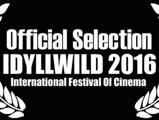 GKCM is the official selection of IDYLLWILD INTERNATIONAL FESTIVAL OF CINEMA!