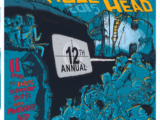 GKCM got accepted into SF IndieFest's Another Hole in the Head Film Festival!