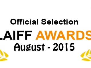GKCM was accepted into Los Angeles Independent Film Festival Awards!