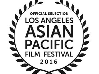 GKCM got accepted into the 32nd Edition Los Angeles Asian Pacific Film Festival!