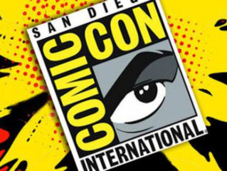 Genghis Khan Conquers Comic-Con!
